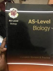 Cambridge A-level original textbook and revision