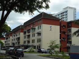 Pandan Jaya Flat Pandan Jaya, Kuala Lumpur