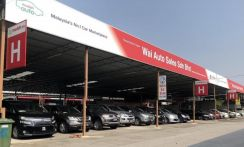 Used car showroom business for sale