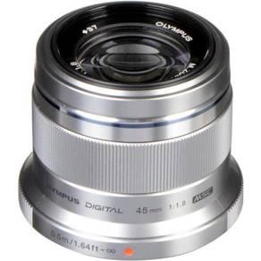 New olympus m.zuiko digital 45mm f1.8 lens