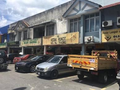 D/Storey Shop Lot at Taman Batu Permai, Jalan Ipoh