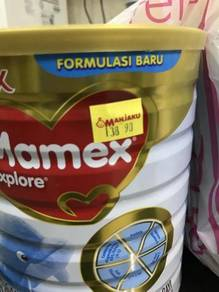 Dumex Mamex Step 2 to let go