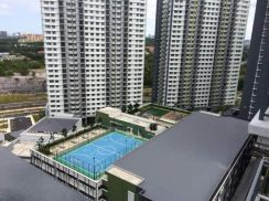 Pudina Apartment PPA1M Presint 17 Putrajaya For Rent