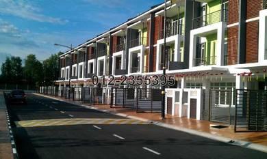 Cheap! Nice design! Cheras Sg Long Surian Tropika 3 sty terrace house