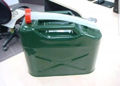 Petrol spare tank 10 Liter 10L 20 liter 20L