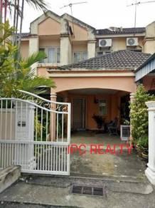 Double Storey Terrace House, Taman Pauh(Permatang Pauh),Penang