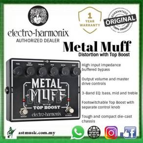 Electro Harmonix Metal Muff Distortion