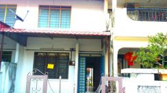 For Sale Cempaka Nice Double Storey Good located house