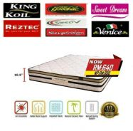 Queen size Mattress (Signature sleep) 23/7