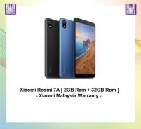 Xiaomi Redmi 7A [32GB + 2GB] Xiaomi My Warranty