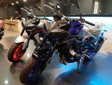 2019 Yamaha MT09 ABS MT-09 MT 09