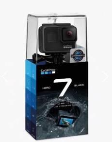 GoPro Hero 7 Black ( Brand New Sealed )