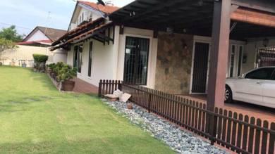 Taman sri rambai fully furnished for rent