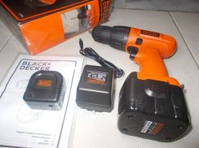 Black + Decker Cordless Drill/Driver