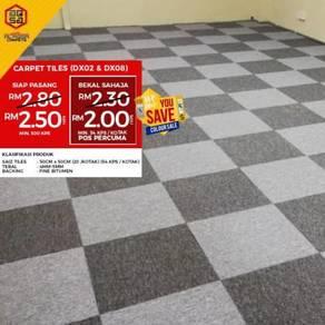 Wesave yousave carpet tiles