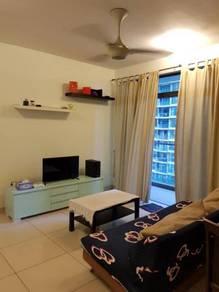 [Cheapest] Z Residence Bukit Jalil FULLY FURNISHED (Walk Distance LRT)