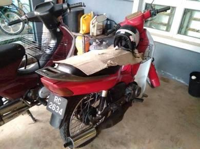 Yamaha ss