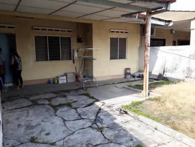Teres 1.5 Tingkat Di Tengah Bandar Ipoh (145k Sahaja)