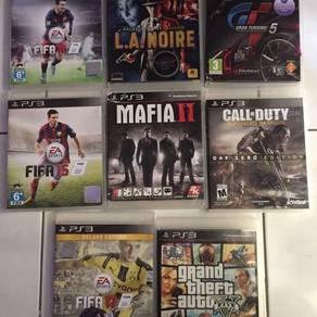Ps3 cd games