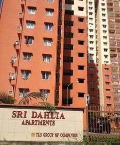 Sri Dahlia 947sf Taman Sepakat Indah Kajang BELOW MARKET PRICE
