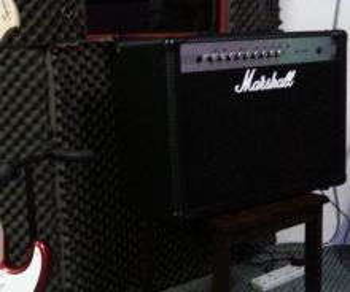 Marshall MG102CFX Amplifier
