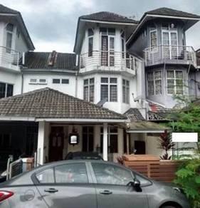 CHEAP! Terrace 2.5 storey Taman Bukit Utama, Ampang
