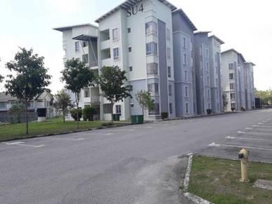 '' Hot Value '' Apartment Sri Utama Ayer Keroh Bukit Beruang nr MITC