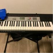 CASIO CTK1500 piano keyboard