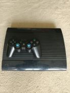 Ps3 super slim 500gb with 32 games