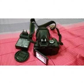 Nikon DSLR D5100 Complete Set