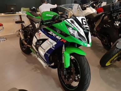 Kawasaki Zx10r zx10 r1 cbr1000rr