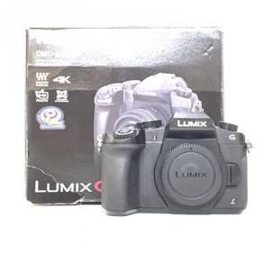 Panasonic Lumix DMC-G85 G85 Body SC 5k Only 99%New