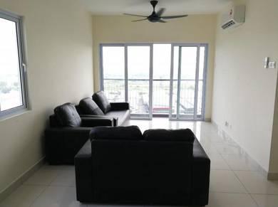 Koi Suite/Koi Prima Corner Unit For Rent,taman mas,puchong prima