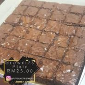 Brownies Plain