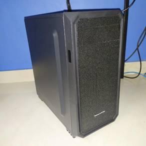 PC CPU Intel Xeon E31225V2 Ram 16GB GPU RX560