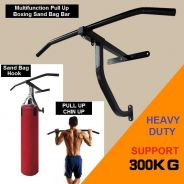 Steel hanger chi up and boxing bag 454-s22s.6jgy