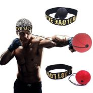 Boxing Fight Boxeo Fast Ball Reflex Speed Training