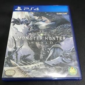 PS4 Monster Hunter World (ENG/CHI)