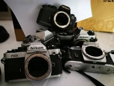 SLR bundle camera