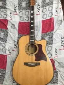 Sprate music acoustic guitar