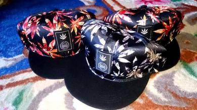 Jualan Lot 3 Topi Hat Hipster Vaper Casio