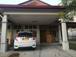 Single Storey Semi D, Taman Bersatu,Kulim