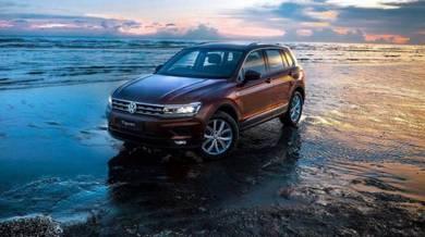 New Volkswagen Tiguan for sale