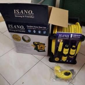 Isano stackable hose reel set 20 meter