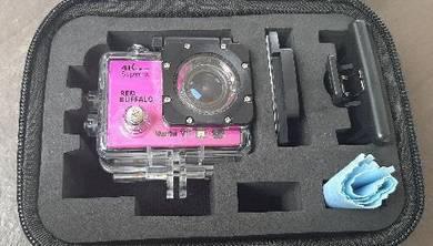 Action Camera 'RedBuffalo'