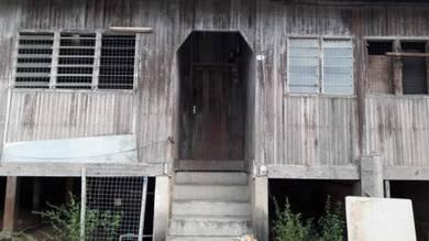 Rumah Sewa di Lorong Minyak Gas, Kota Bahru, Kelantan