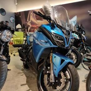 CFMOTO 650GT SportTouring LOAN KEDAI !!Low Depo!!