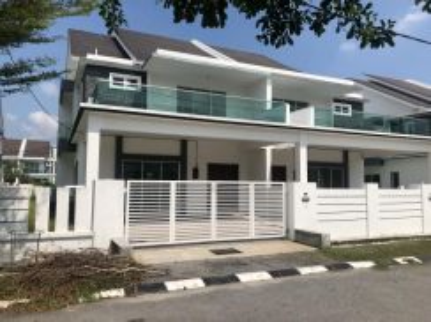 Sitiawan Town New Double Storey Semi DSuper Lower Price!
