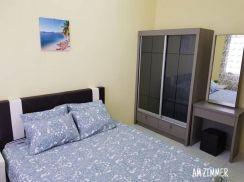Fully Furnished Single Room at Medan Warisan Apt (5 mins to HTAA)