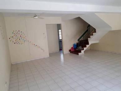 Kulai, Bandar Putra Jalan Nuri 2 Storey House(CAN FULL LOAN)